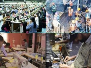 Supplying Skilled, Semi-Skilled and Un-Skilled labour in India