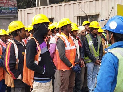 manpower contractor in india
